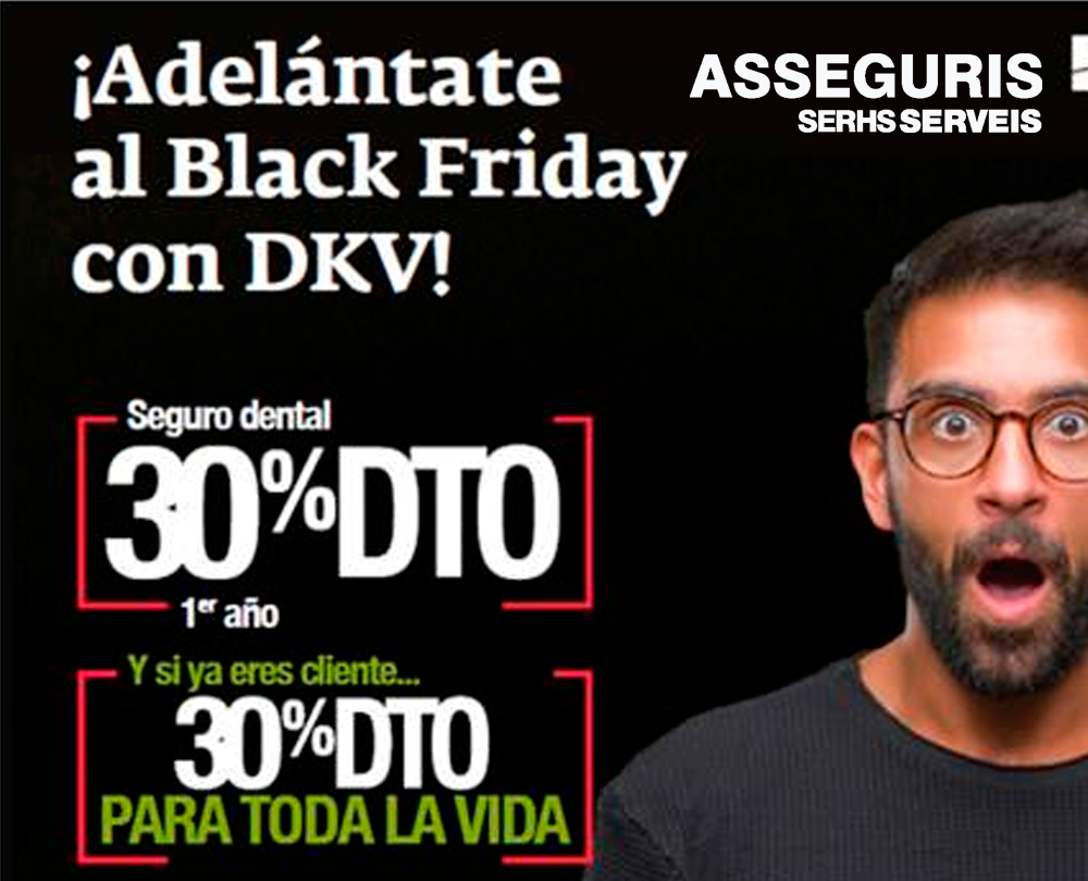 Black Friday Asseguris